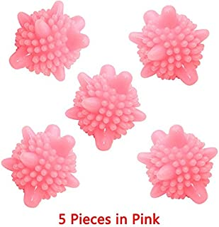 5 Pieces/Batch of Household Cleaning Magic Laundry Ball Washing Machine Clothing Softener Starfish Shape Solid Cleaning Ba...