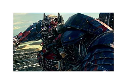 JAZC Transformers Optimus Prime/Bumblebee Holzpuzzle 300/500/1000/1500 Stücke Erwachsene Kinder Dekomprimierung Lernspielzeug (Size : 1500P)