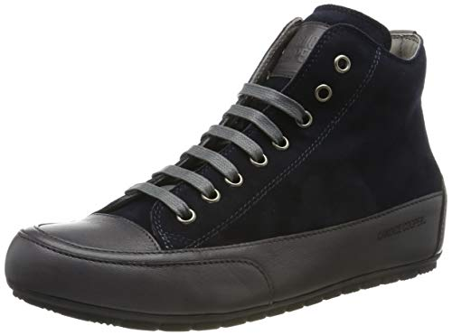 Candice Cooper Damen Plus Chelsea Boots, Blau (Notte 000), 38.5 EU