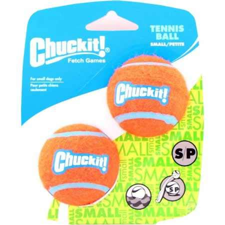 2-Pack Chuckit! Dog Toy Tennis Balls (Small/Petite) $1.05 + Free Shipping w/ Prime or $25+