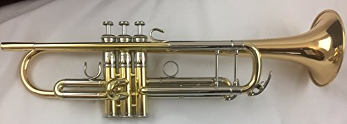 Yamaha YTR-6335 Series Bb Trumpet Silver
