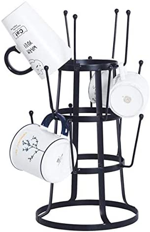 TSOGIA Stylish Steel Mug Tree Rack A surprise price is Dealing full price reduction realized Organizer Stand Coffee Holder