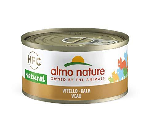 Almo Nature HFC Natural kattenvoer - kalf 24x70 g