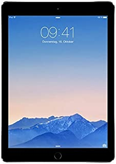 Apple iPad Air 2 32GB Wi-Fi - Gris Espacial (Reacondicionado)