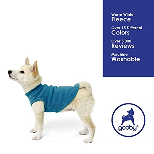 Product Image 4: Gooby Stretch Fleece Vest Dog Sweater