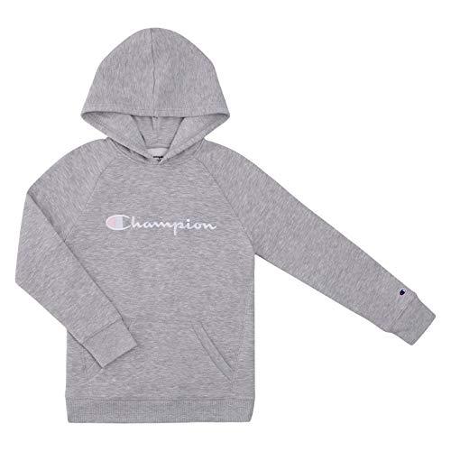 Champion - Sudadera con capucha para niños - Gris - Small