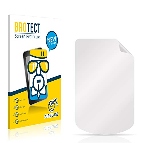 BROTECT Panzerglas Schutzfolie kompatibel mit Neodrives Smart MMI 2014 (E-Bike Bildschirm) - AirGlass, extrem Kratzfest, Anti-Fingerprint