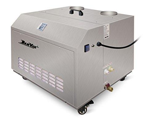 Umidificatore a ultrasuoni Danvex Hum 12s Umidificatore industriale per mantenere e garantire il tasso di umidità ideale nellaria di grandi magazzini fabbriche o comunque ampi spazi Umidificatore che produce 12 kg di nebbia acquosa all ora