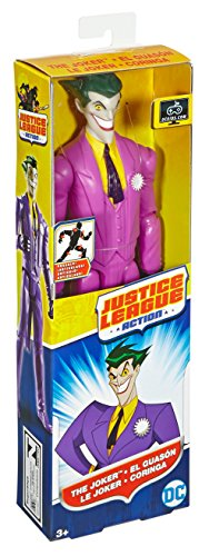 DC Justice League Action The Joker Action Figure, 12""