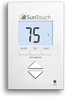 SunTouch CORE Non Programmable Floor Heat Thermostat 500825 120V/240V