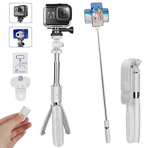 Palo Selfie Tripode Bluetooth Marca CHUER