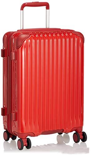 [カーゴ] スーツケース 機内持込サイズ 多機能 スタンダードモデル CAT558ST 保証付 36L 51 cm 3.1kg ブライトレッド