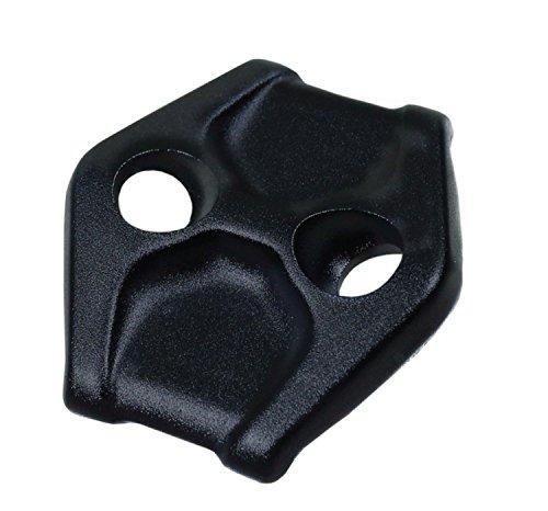 Kind Shock Obere Sattelklemmplatte // Zeta (6) LEV Carbon/LEV Ci, Ausführung:Schwarz