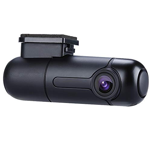 WiFi Small Dash Cam Full HD 1080p Car Camera 150° Wide Angle with Super Capacitor Vehicle Driving Video Recorder 360° Rotatable Lens G-Sensor Loop Recording Parking Mode Blueskysea B1W