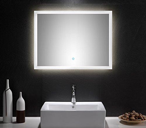 Posseik Wandspiegel, Metall, One Size