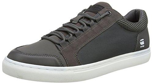 G-STAR RAW Herren ZLOV Cargo Sneaker, Grau (Gs Grey), 41 EU