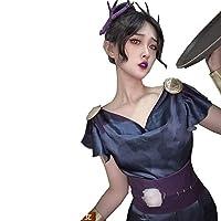 UwowoCos IdentityV 第五人格 アイデンティティ5 沉默メイド 制服 コスプレ衣装 コスプレ ワンピース ドレス cos cosplay コスチューム
