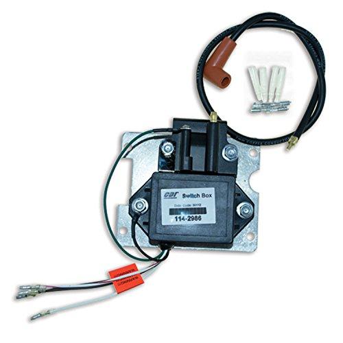 CDI Electronics 114-2986 Mercury/Mariner Ignition Pack - 4/6 Cyl (1967-1979)