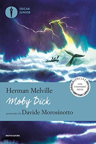 Moby Dick. Oscar Junior