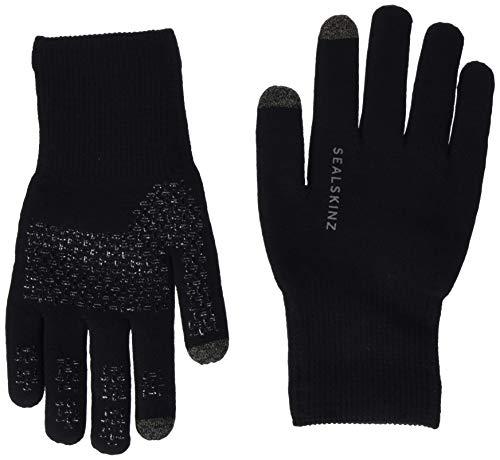 Sealskinz Handschuhe Ultra Grip, Schwarz, L