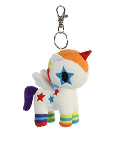 Tokidoki 60923 Bowie Unicorno Clip para Llave de 4.5...