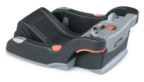 Chicco KeyFit and KeyFit30 Infant Car Seat Base , Anthracite