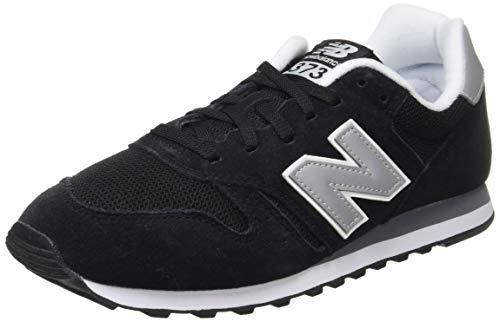 New Balance 373 Core, Baskets Homme, Noir (Black), 36 EU