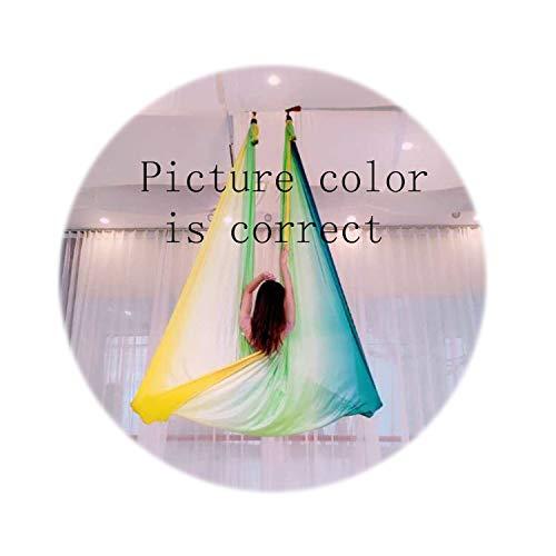 Lowest Prices! S-D-A Aerial Anti-Gravity Yoga Hammock Multicolour,Multi