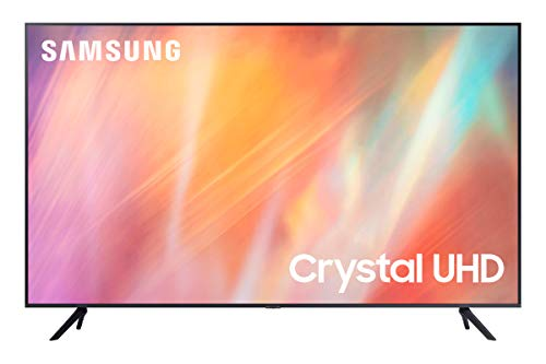 "Samsung TV AU7190 Smart TV 43"", Crystal UHD, Wi-Fi, Titan Gray, 2021"