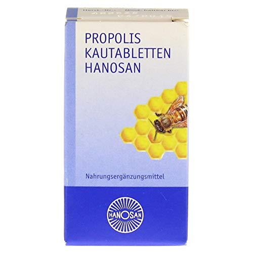 Propolis Kautabletten HANOSAN, 100 St. Tabletten