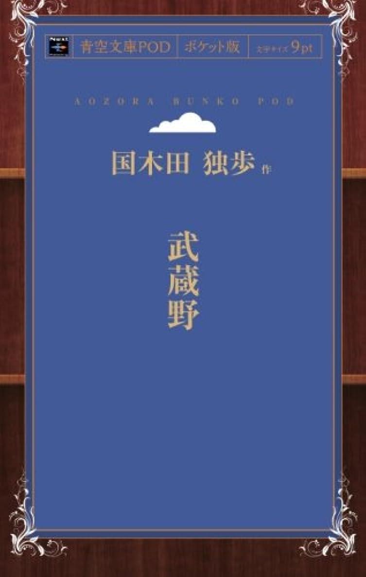決して空白ボタン武蔵野 (青空文庫POD(ポケット版))