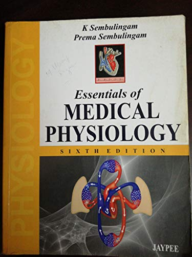 Essentials of Medical Physiology 8th ed 2019