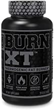 Burn XT Black Thermogenic Fat Burner - Weight Loss Supplement, Appetite Suppressant, Nootropic Energy Booster W/TeaCrine - Premium Acetyl L-Carnitine, Green Tea Extract, Capsimax - 90 Veg Diet Pills