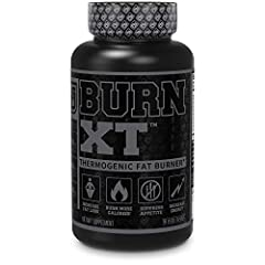 Elite Nootropic Fat Burner Supplement for Men & Women: Burn-XT Black features cutting-edge trademarked ingredients TeaCrine Theacrine, Infinergy di-caffeine malate, and Capsimax cayenne pepper extract. Optimize your results, burn body fat, and get le...