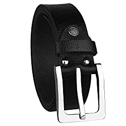 alfami Mens Leather Belt