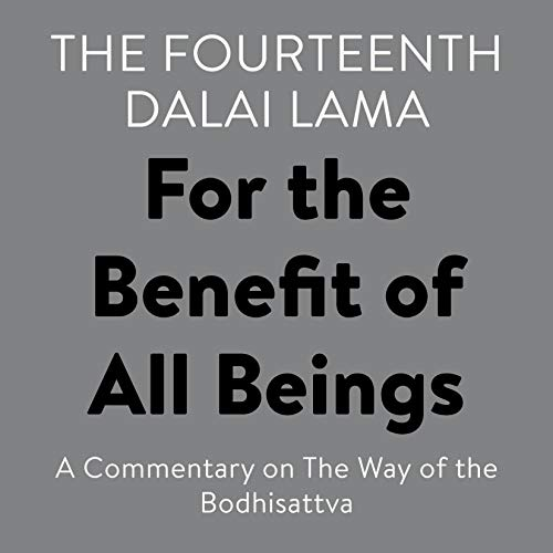 For the Benefit of All Beings Titelbild
