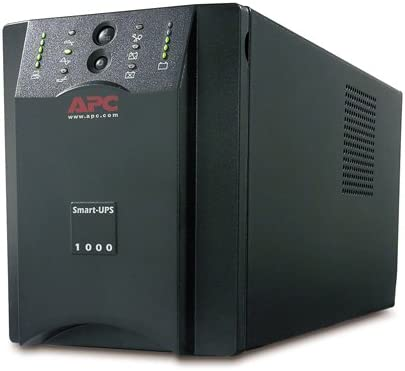 APC SUA1000XL Smart-UPS XL 1000 VA 120 V UPS with USB and Serial Interface(Not Sold in Vermont)