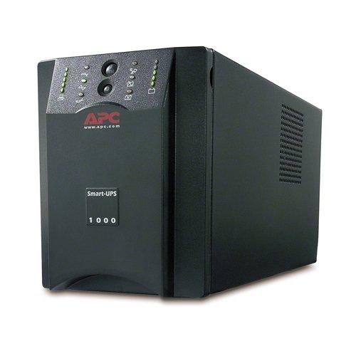 APC SUA1000XL Smart-UPS XL 1000 VA 120 V UPS with USB and Serial...