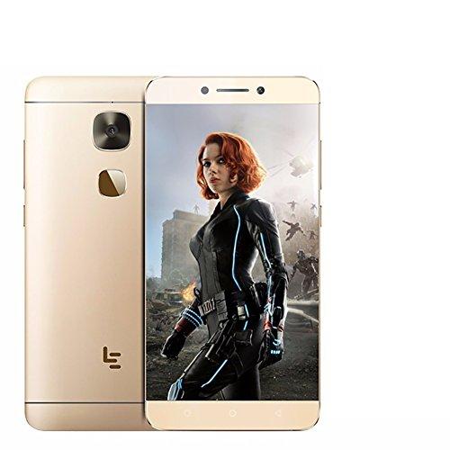 LeEco | Letv Le S3 X626 5,5 pulgadas - Helio X20 Deca Core - 4GB RAM ROM de 32GB -21MP -1920x1080P - Android- Fingerprint 4G Teléfono móvil