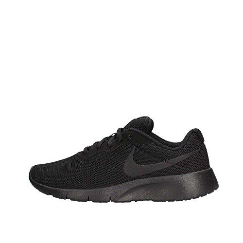 Nike Nike Unisex Kinder Tanjun (Gs) Laufschuhe, Schwarz (Black/Black), 37.5 EU