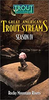 Great American Trout Streams Seas 4: Rocky VHS