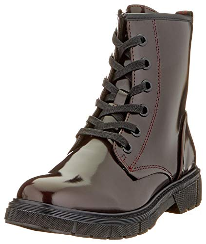 MARCO TOZZI Damen 2-2-25282-35 Stiefelette, Bordeaux Brush, 39 EU