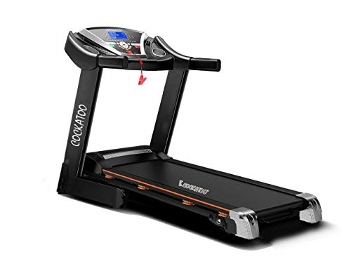 Cockatoo CTM-03 2HP (4HP Peak) Motorized Treadmill  With Manual Incline