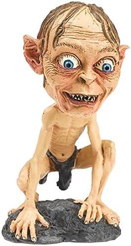 Herr der Ringe Wackelkopf-Figur Smeagol 18 cm