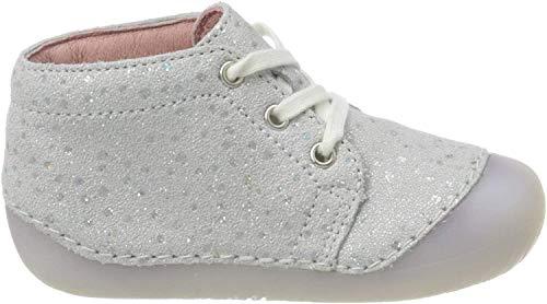 Richter Kinderschuhe Mädchen Richie Sneaker, Weiß (White 0100), 22 EU