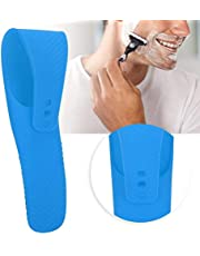 Shaver Protector Case Cover, Silikonsicher wasserdichte S, Soft Shaver Cover Bag Akcesoria do golenia rąk