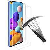 Best Glass Screen Protector Galaxy S5s - ANEWSIR 3-Pack Compatible with Samsung Galaxy A21s Screen Review