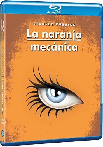 La Naranja Mecánica [BD] [Blu-ray]