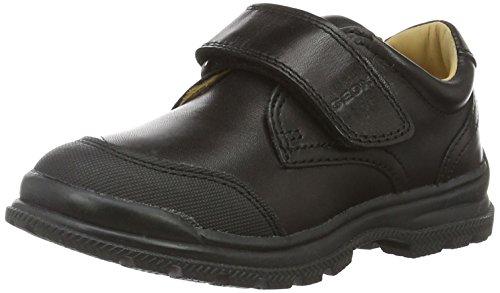 Geox J54E6A00043, Zapatos con Velcro Niños, Negro (Blackc9999), 32 EU