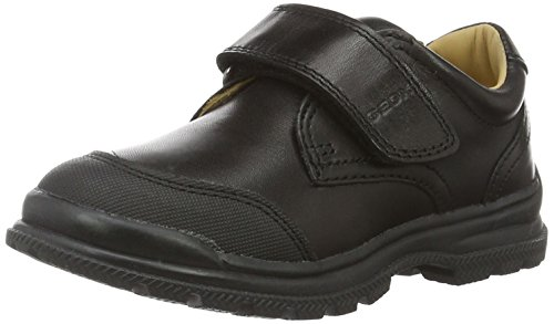 Geox J54E6A00043, Zapatos con Velcro Niños, Negro (Blackc9999), 29 EU